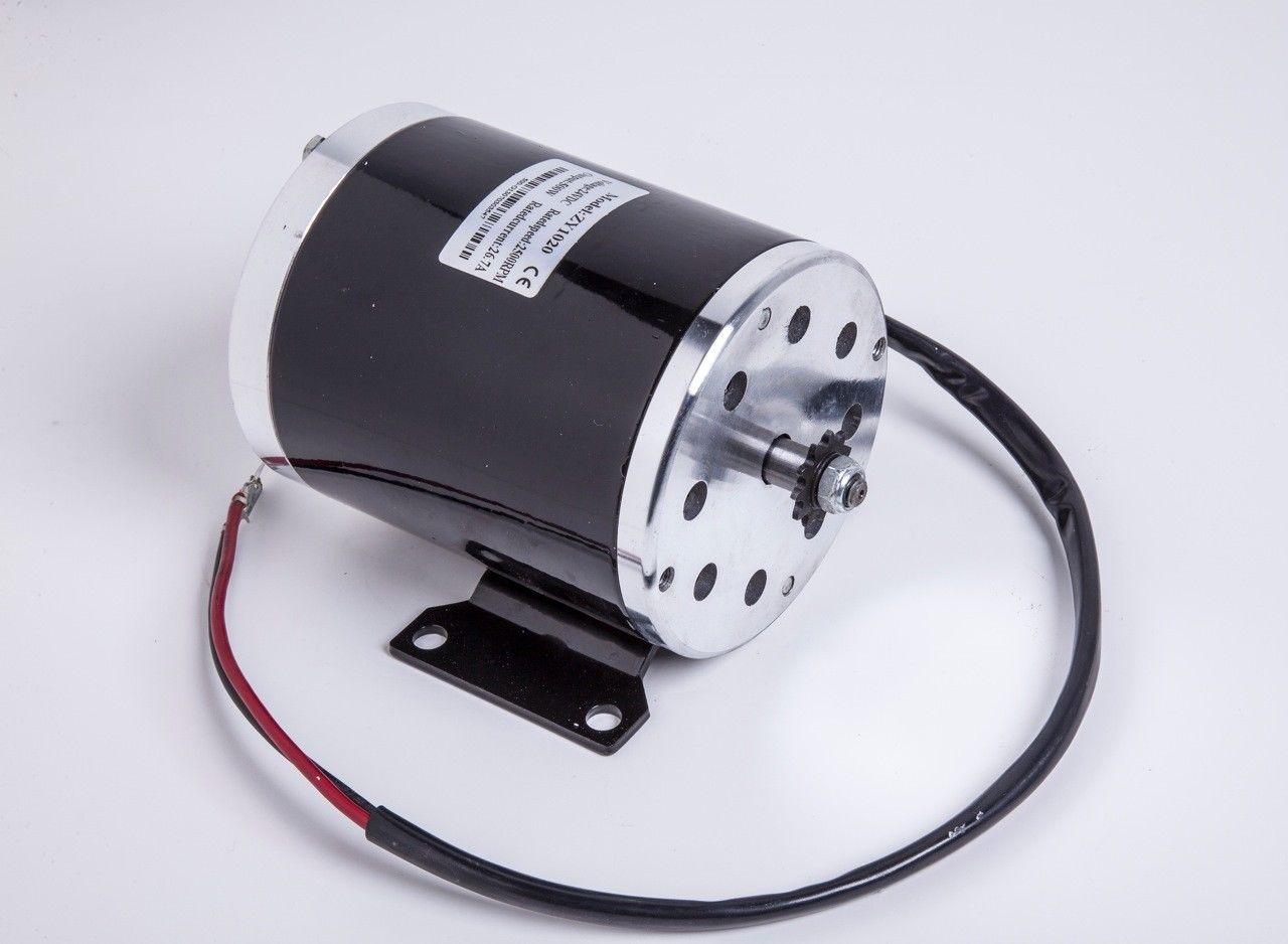 24 Volt 500 Watt My1020 Motor